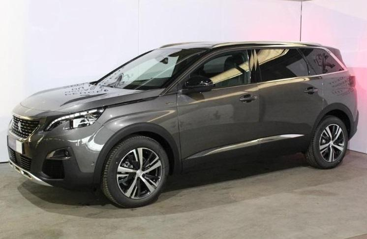 photo Peugeot 5008 GT-line 1.6 BlueHdi 120cv EAT6