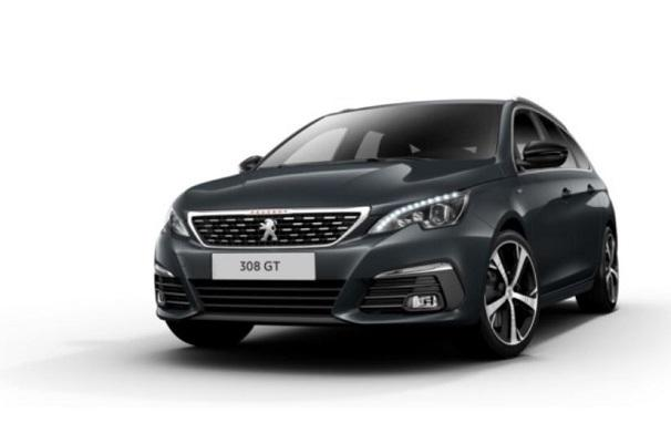 peugeot 308 sw gt 1 6 thp 225cv eat8 auto direct import. Black Bedroom Furniture Sets. Home Design Ideas
