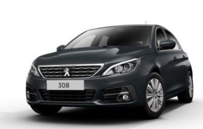 Photo Peugeot 308 Allure 1.6 BlueHdi 120cv EAT6