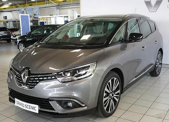 renault grand scenic initiale 1 6 dci 160cv edc auto direct import. Black Bedroom Furniture Sets. Home Design Ideas