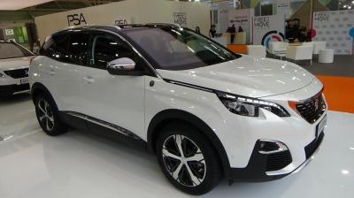 Photo Peugeot 3008 Crossway 1.6 Thp 165cv EAT6