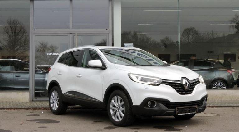 photo Renault Kadjar Limited 1.2 Tce 130cv EDC