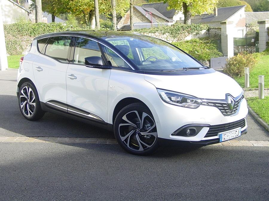 photo Renault Scenic Bose 1.3 TCE 140cv