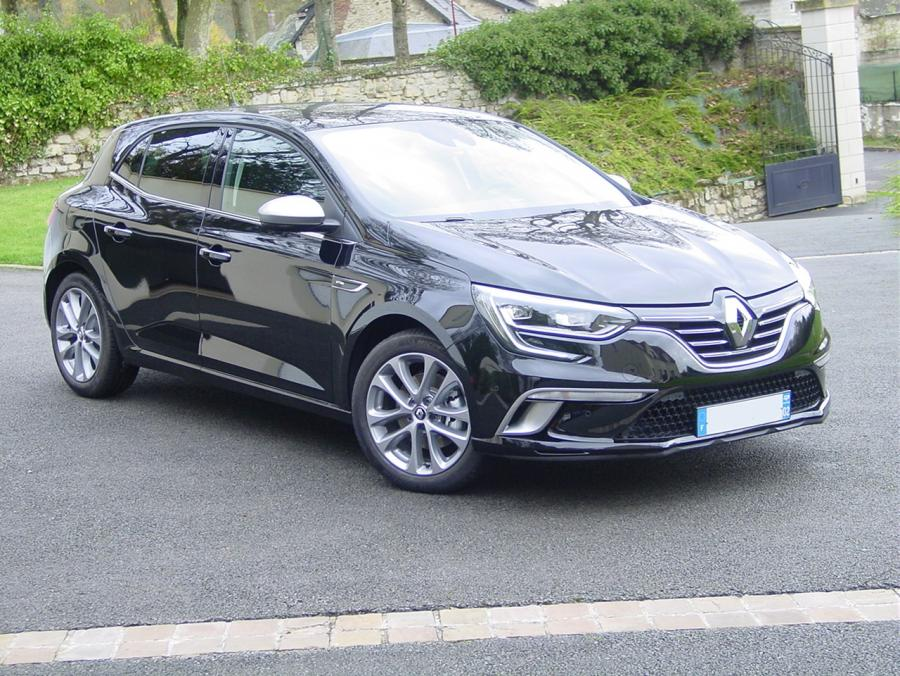 photo Renault Megane GT-line 1.6 Dci 130cv Energy