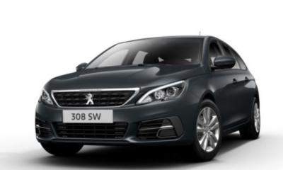 Photo Peugeot 308 SW Active 1.5 BlueHdi 130cv EAT8