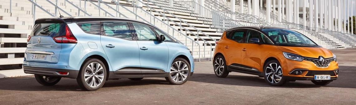 Nouveau Renault Scenic et grand Scenic